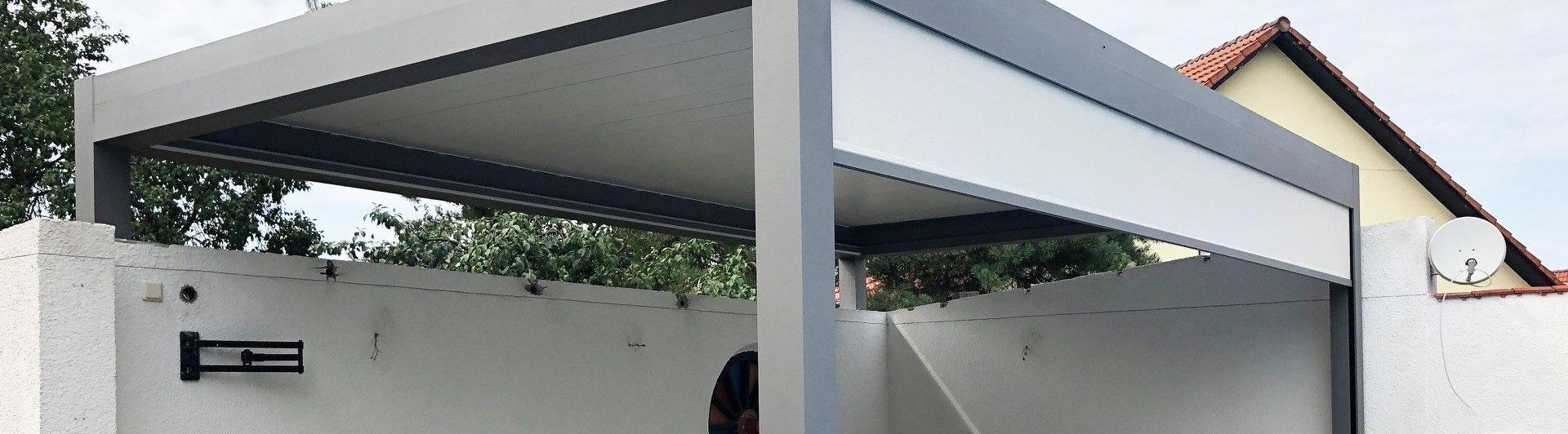 Terrassendächer/Pergolen